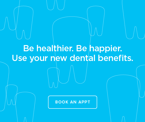 Be Heathier, Be Happier. Use your new dental benefits. - Rancho Dental Group and Orthodontics